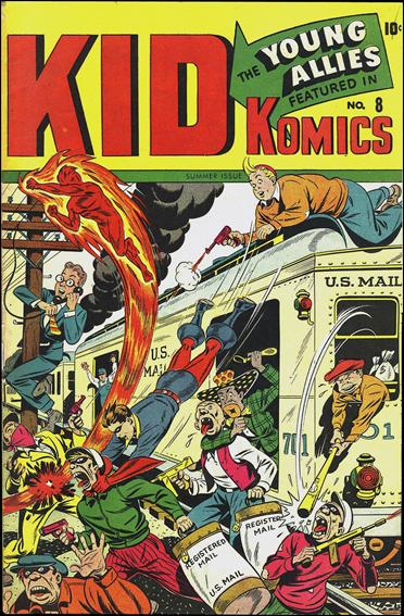 Kid Komics 8-A by Marvel