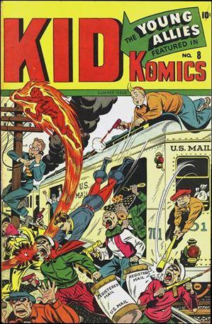 Kid Komics 8-A