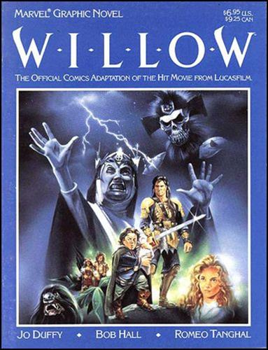 Marvel Graphic Novel: Willow nn-A by Marvel