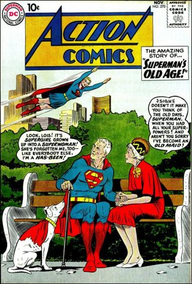 Action Comics (1938) 270-A by DC