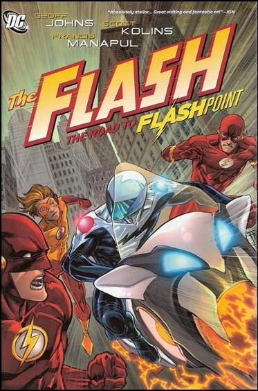 Flash: Road to Flashpoint 1-A by DC