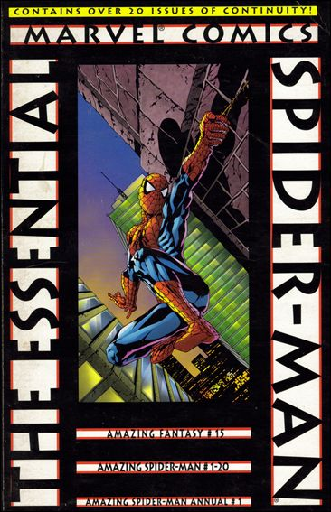 Essential Spider-Man 1-A by Marvel