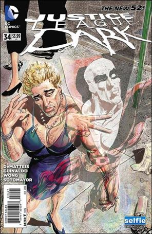 Justice League Dark 34-B