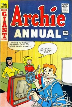 Archie Annual 16-A