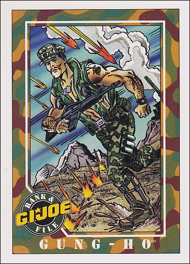 G.I. Joe (Base Set) 31-A by Impel