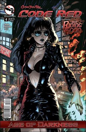 Grimm Fairy Tales Presents Code Red 4-C