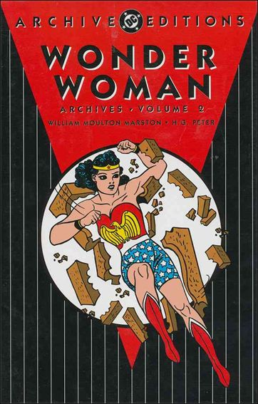 Wonder Woman Archives 2-A by DC