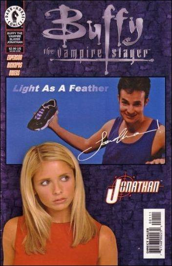 Buffy the Vampire Slayer: Jonathan 1-D by Dark Horse