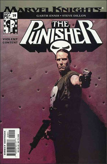 Punisher (2001) 19-A by Marvel