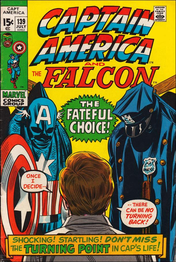 Captain America (1968) 139-A by Marvel