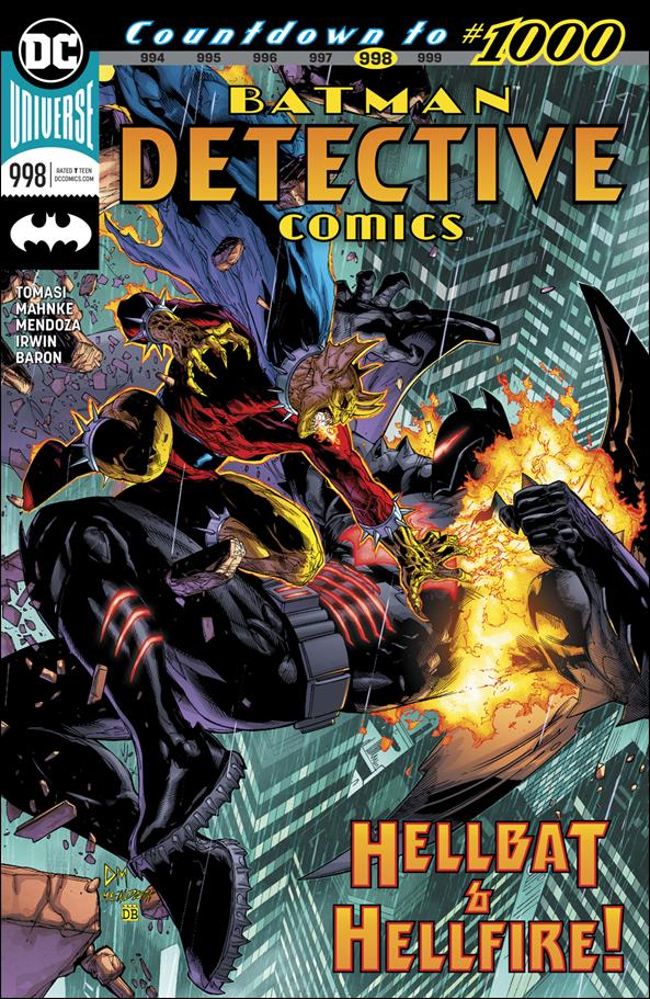 Detective Comics (1937) 998-A by DC