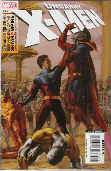 Uncanny X-Men (1981) 480-A by Marvel