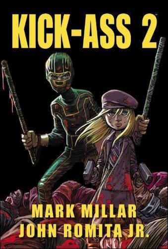 Kick-Ass 2 1-A by Icon