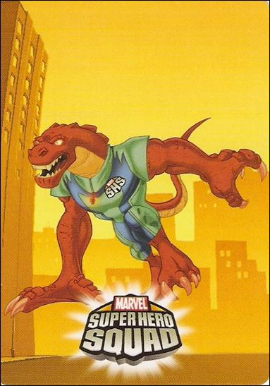 Marvel Super Hero Squad (Base Set) 42-A by Upper Deck