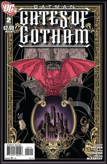 Batman: Gates of Gotham 2-A by DC
