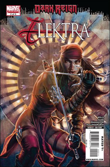 Dark Reign: Elektra 2-A by Marvel