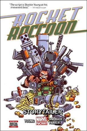 Rocket Raccoon 2-A