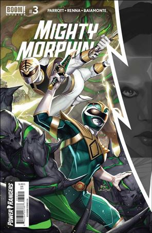Mighty Morphin 3-A