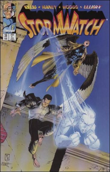 StormWatch (1993) 39-A by Image