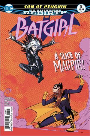 Batgirl (2016) 8-A