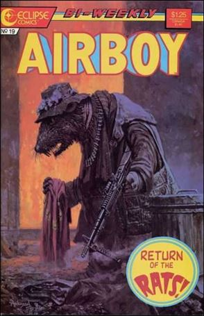 Airboy 19-A