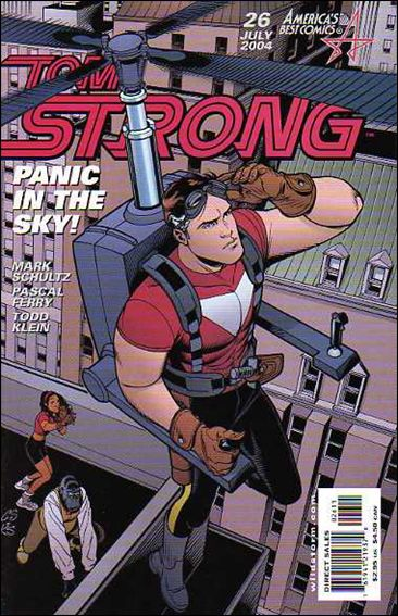 Tom Strong 26-A by America's Best Comics