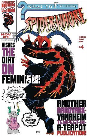 Spider-Whore 1-A