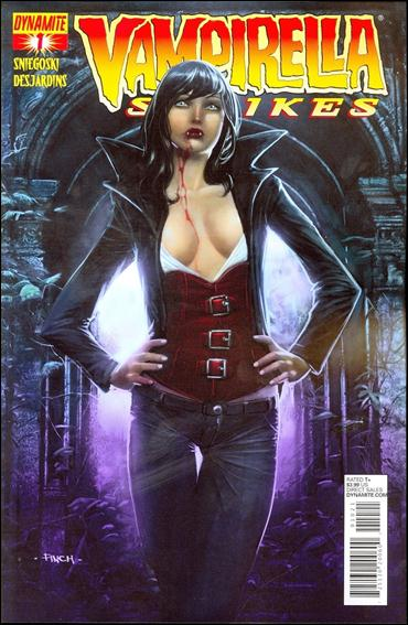 Vampirella Strikes (2013) 1-B by Dynamite Entertainment