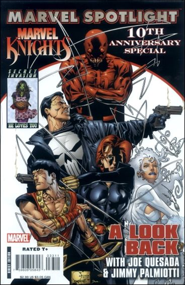 Marvel Spotlight: Marvel Knights 10th Anniversary nn-A by Marvel