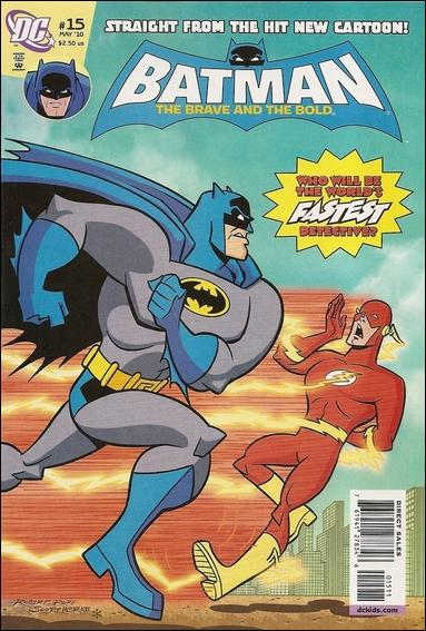 Batman: The Brave and the Bold 15-A by DC