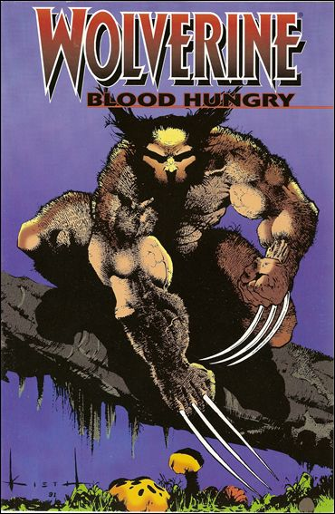 Wolverine: Blood Hungry 1-B by Marvel