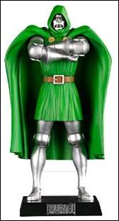 Classic Marvel Figurine Collection (UK) Doctor Doom by Eaglemoss Publications