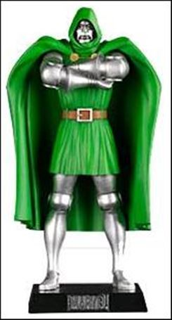 Classic Marvel Figurine Collection (UK) Doctor Doom