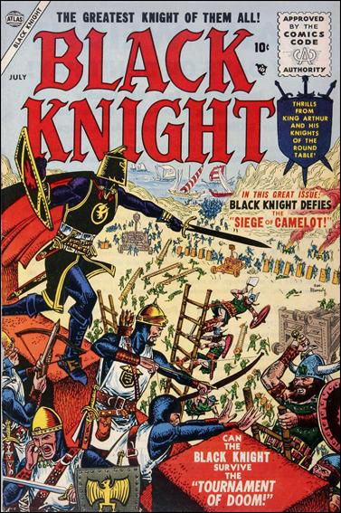Black Knight (1955) 2-A by Atlas
