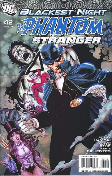 Phantom Stranger (1969) 42-A by DC