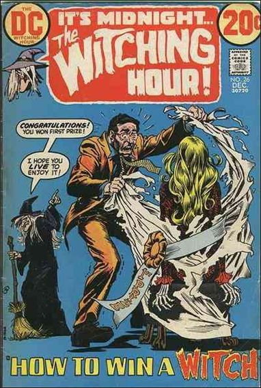 Witching Hour (1969) 26-A by DC