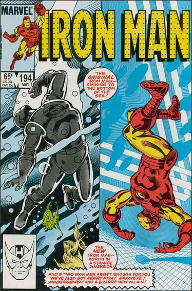 Iron Man (1968) 194-A by Marvel