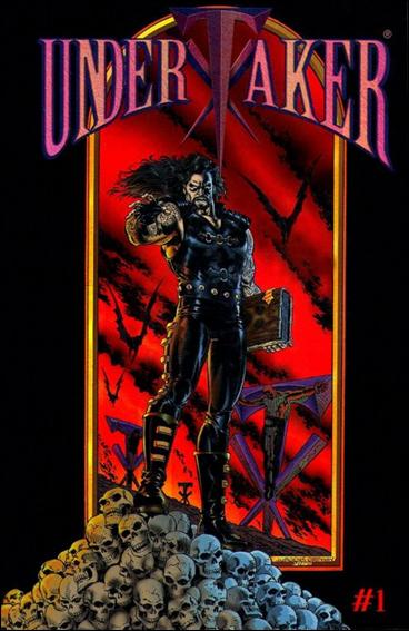 Undertaker 1-E by Chaos! Comics