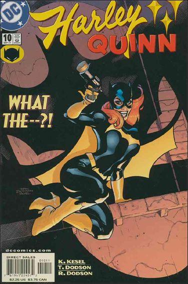 Harley Quinn (2000) 10-A by DC