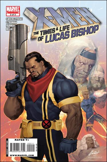 X-Men: The Times and Life of Lucas Bishop 2-A by Marvel