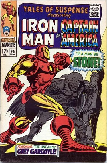 Tales of Suspense (1959) 95-A by Marvel