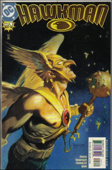 Hawkman (2002) 1-B by DC