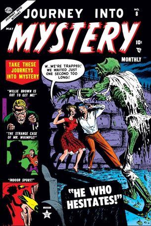 Journey into Mystery (1952) 8-A