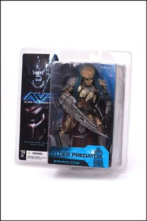 Alien vs Predator (Series 1) Elder Predator