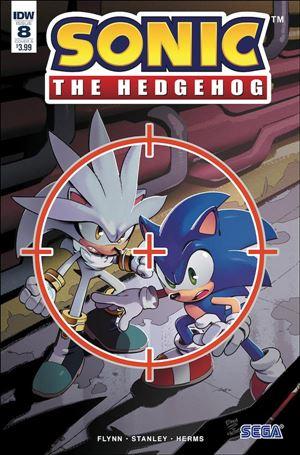 Sonic the Hedgehog (2018) 8-A