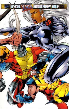 Uncanny X-Men (1981) 325-A