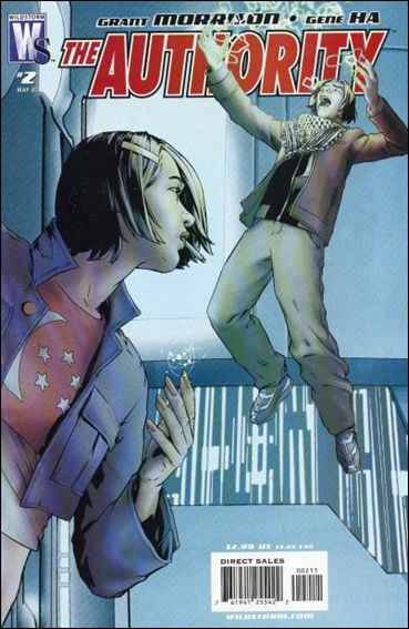 Authority (2006) 2-A by WildStorm