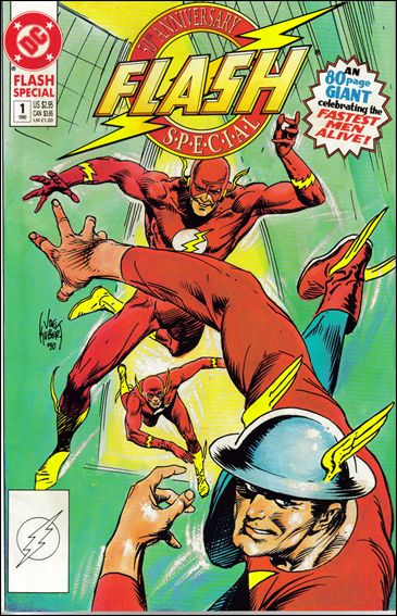 Flash Special 1-A by DC