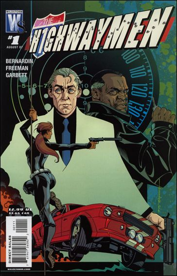 Highwaymen 1-A by WildStorm