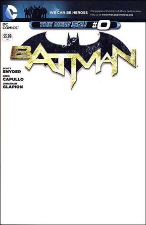 Batman (2011) 0-E